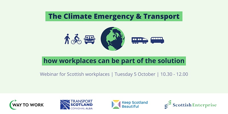 Way to Work - The Climate Emergency and Transport