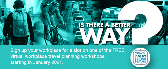 FREE Workplace Travel Planning Workshops